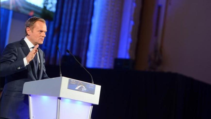 Tusk: wyjście Grecji ze strefy Schengen nic by nie dało